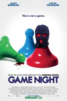 Game Night (2018) ****