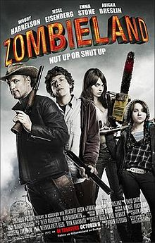 Movie Review: Zombieland (2009) ***