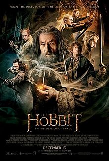 The Hobbit: The Desolation of Smaug (2013) ****