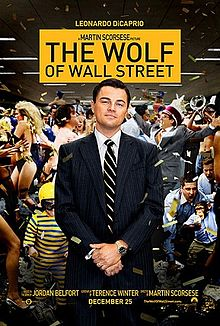 The Wolf of Wall Street (2013) ***