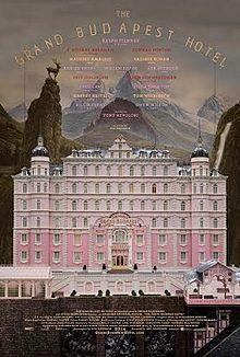 The Grand Budapest Hotel (2014) ****