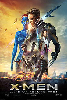 X-Men: Days of Future Past (2014) ****