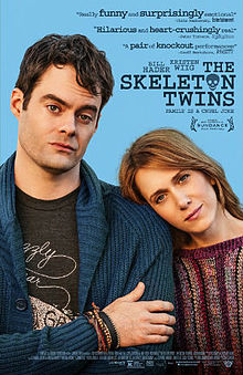 The Skeleton Twins (2014) ***