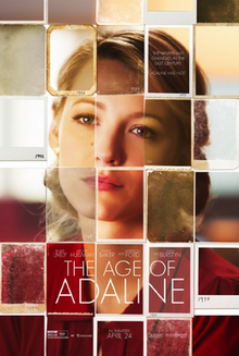 The Age of Adaline (2015) ***