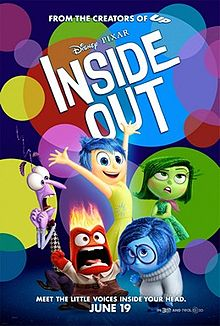 Inside Out (2015) *****