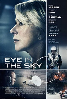 Eye in the Sky (2015, UK) *****