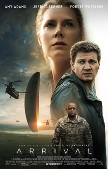 Arrival (2016) ****